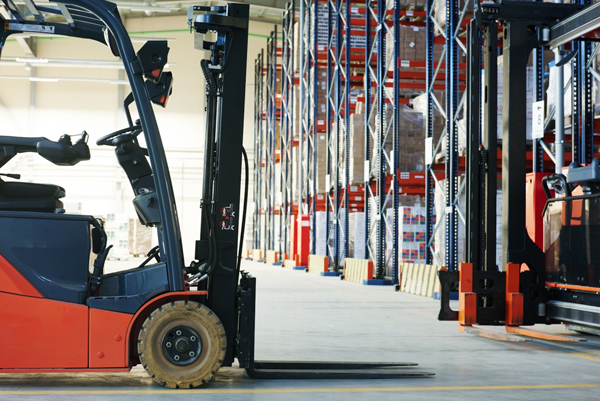 Indoor warehouse forklift for sale